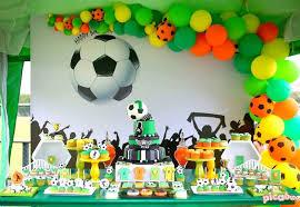 birthday soccer